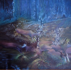 pejzaż mistyczny 2   mystical landscape 2