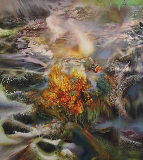Pejzaż mistyczny | Mystical landscape